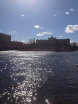 Stockholm from the Boat
