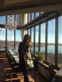 Restaurant at TV Tower