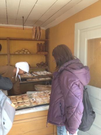 Backery at Skansen