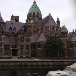 A day in Haarlem, Holland