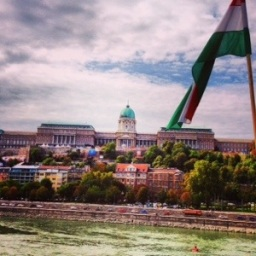 Love affair in Budapest